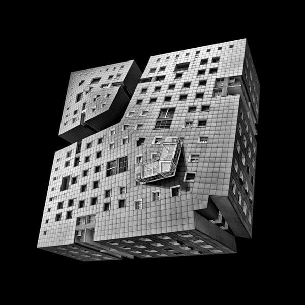 Серия Istigkeit от Mattia Mognetti