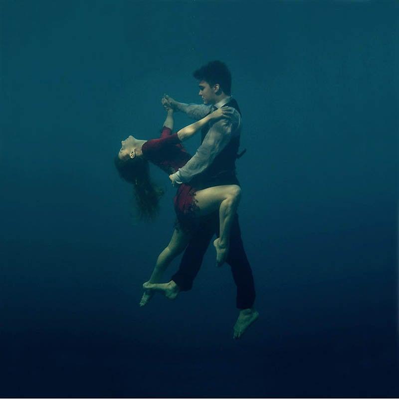467 Танго под водой