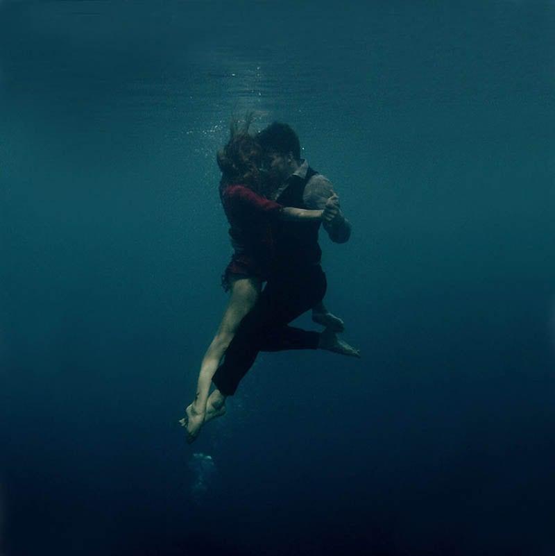 951 Танго под водой