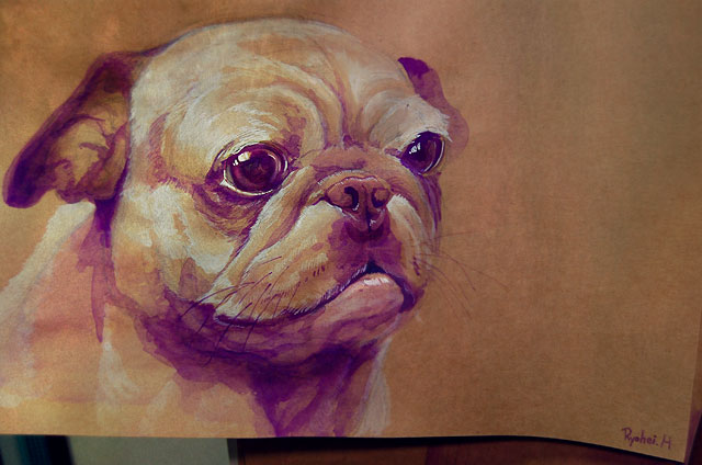 pug_by_Ryohei_Hase