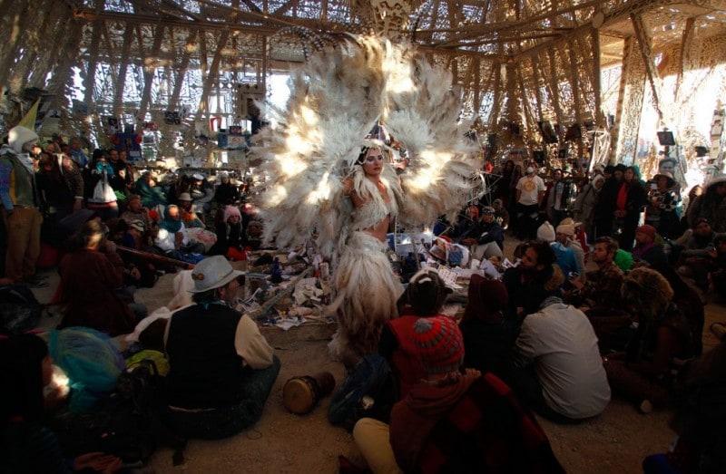 Burning Man 14