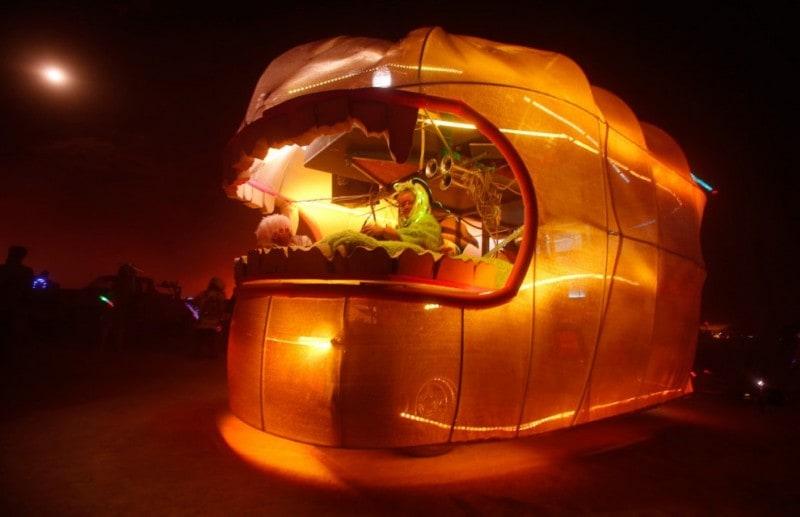 Burning Man 18