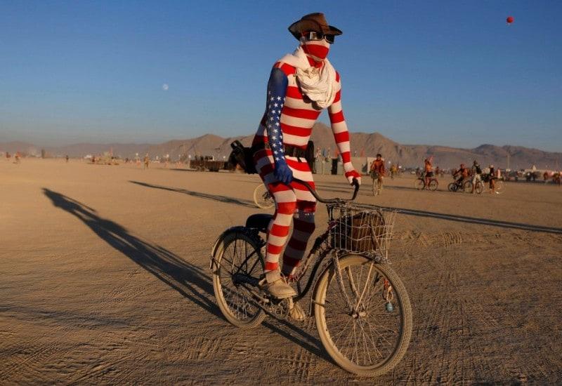 Burning Man 23