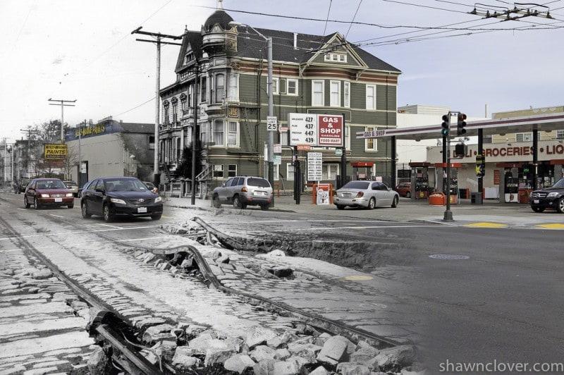 The Earthquake Blend 16