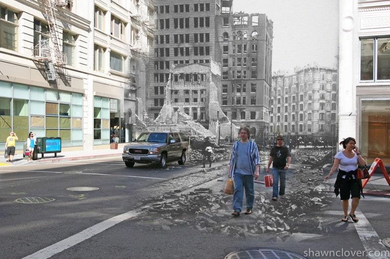 The Earthquake Blend 17