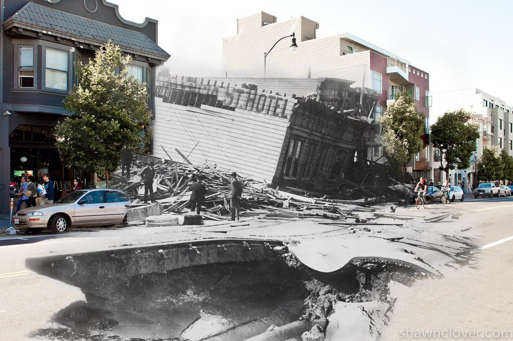 The Earthquake Blend 18