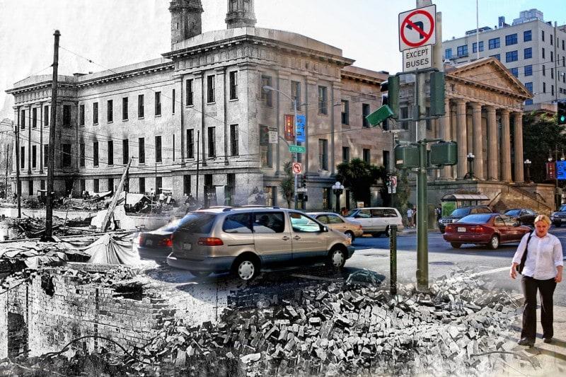 The Earthquake Blend 4
