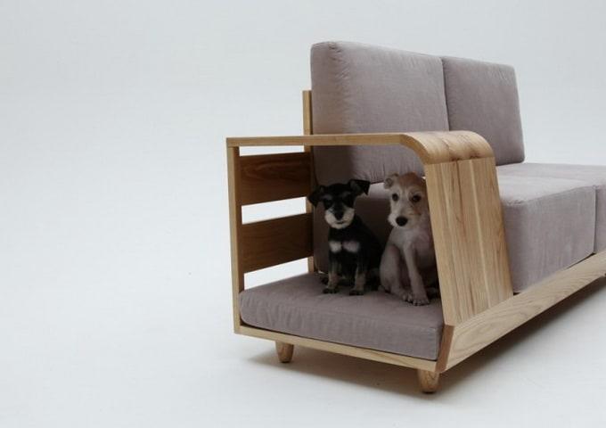 Dog House Sofa2