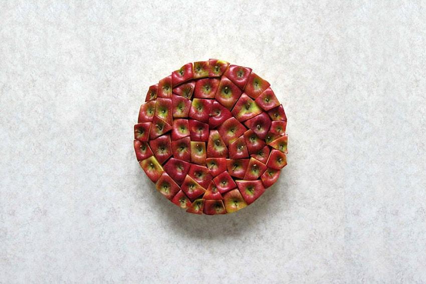 Geometric Food Art by Sakir Gokcebag Yellowtrace 70