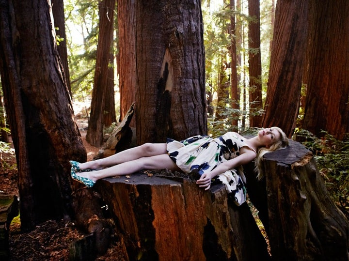Kirsten Dunst by Yelena Yemchuk for Vogue Italia February 2012 04