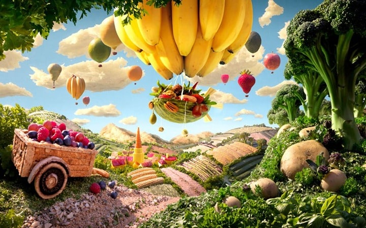 amazing foodscapes 3