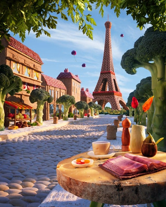 amazing foodscapes 8