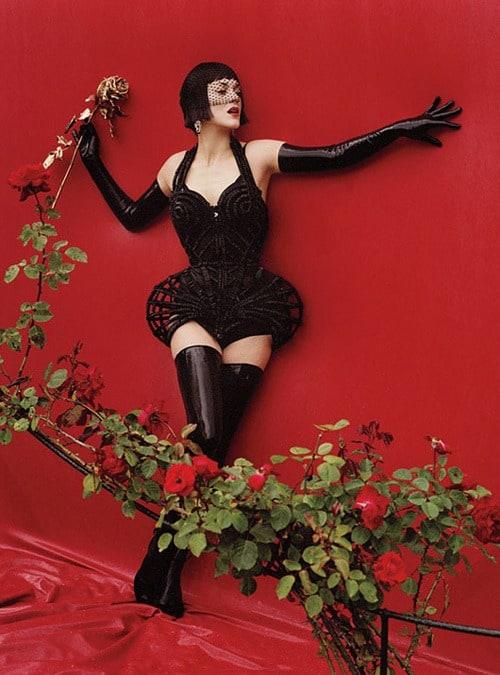 marion cotillards theatrical w magazine december 2012 cover spread 6