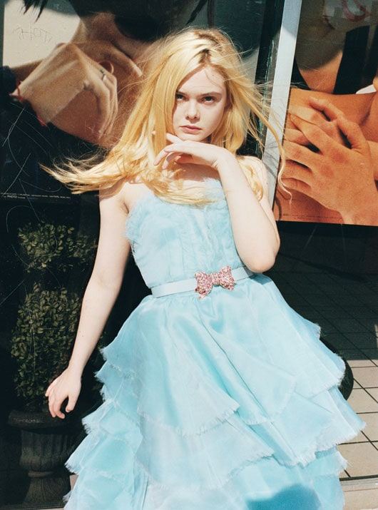 Elle Fanning in Ginger & Rosa