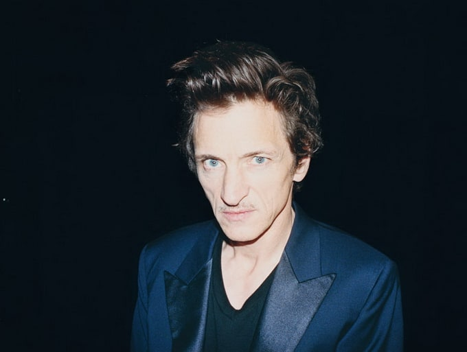 John Hawkes in The Sessions
