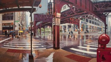 nathan walsh new york photorealistic paintings 2