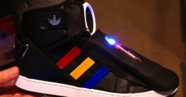 """Google and Adidas developed the """"Talking Shoe"""""""