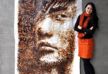 Amazing portraits by Hong Yi