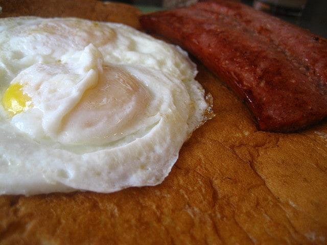 Alaska-breakfast