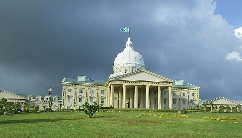 The Republic of Palau