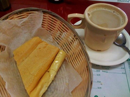 Cuban-coffee-and-bread