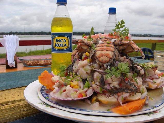 Peru-breakfast