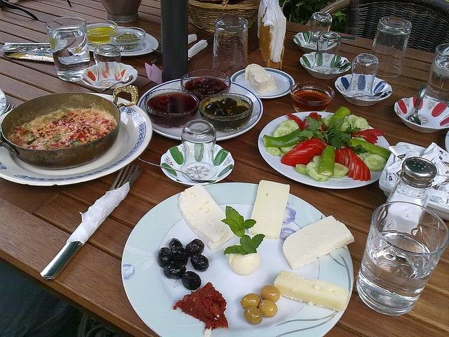 Turkey-breakfast