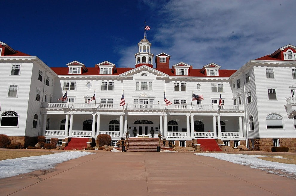 3. Stanley Hotel, Estes Park, Colorado, USA
