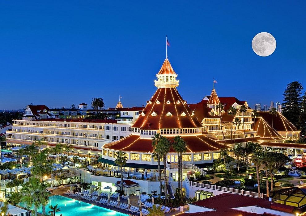 4. Hotel del Coronado, San Diego, California, United States