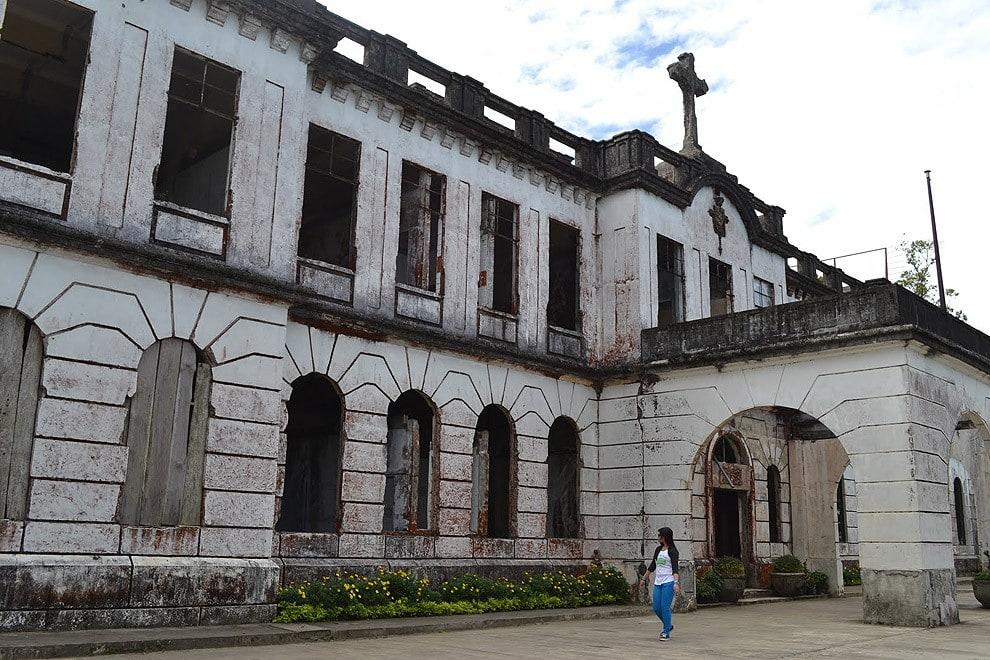 5. Diplomat Hotel, Baguio City, Philippines