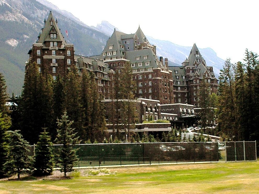 7. Fairmont Banff Spring Hotel, Alberta, Canada