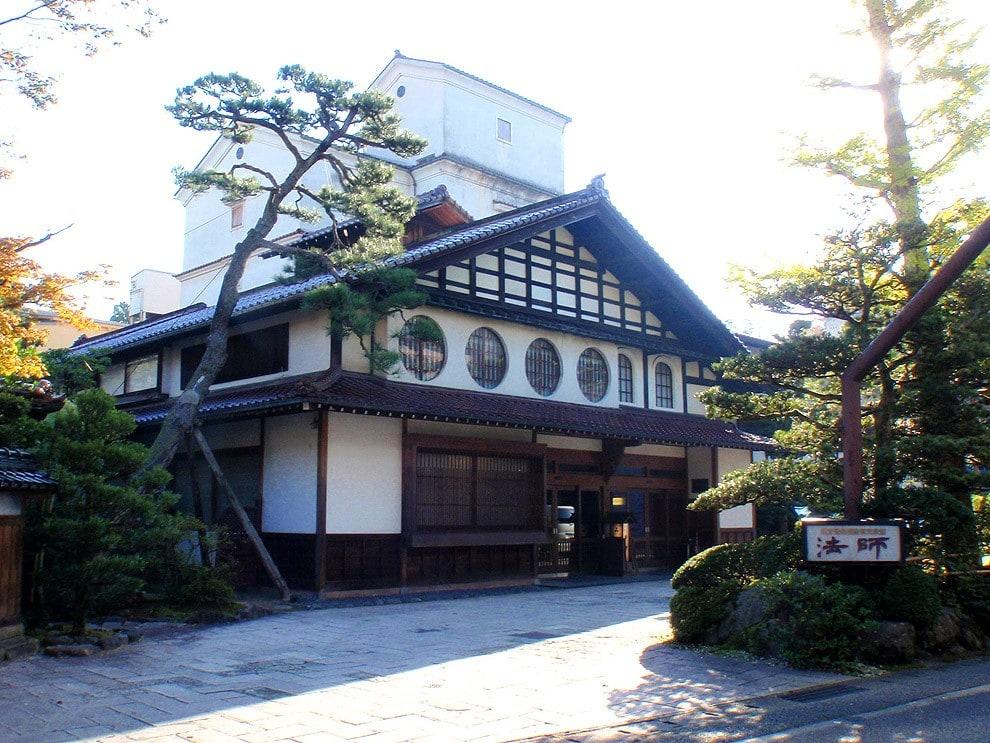 9. Hoshi Ryokan, Komatsu, Ishikawa Prefecture, Japan