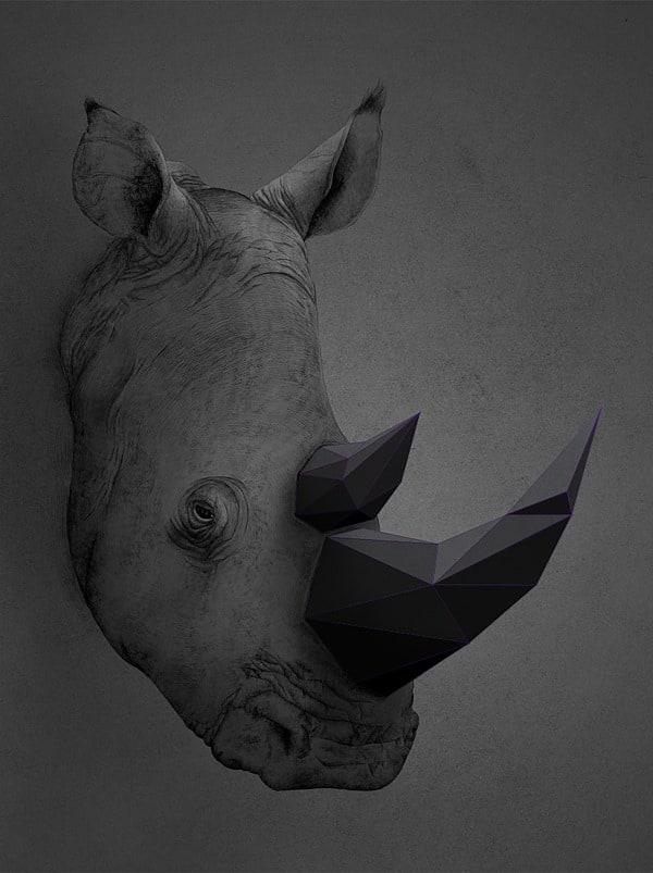 001-trigonal-meshes-animals-kaan-bagci