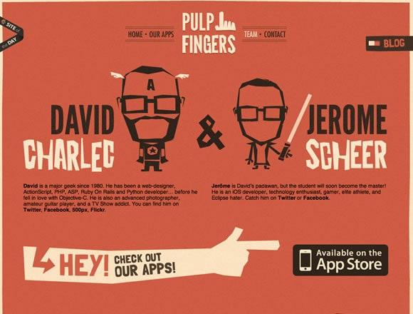 Pulp Fingers