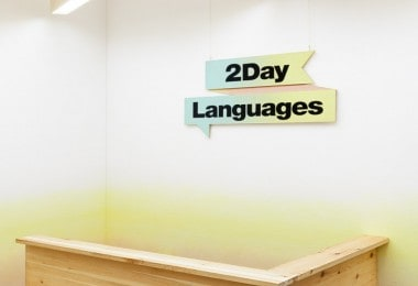 2Day Languages by Masquespacio