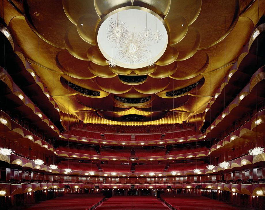 Metropolitan Opera, New York, New York, 2008