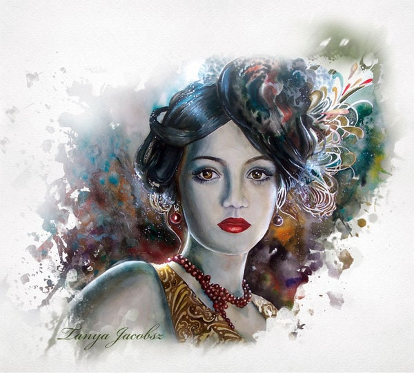 mary___lips_like_cherries___by_tanya_and_coffee