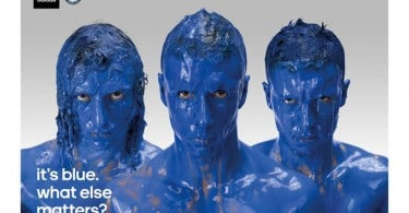 Chelsea's soccer players in Adidas advertising