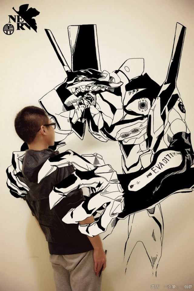 Comic-Book-Illustrations-Into-the-Real-World5-640x960