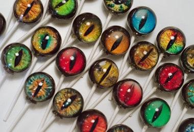 Amazing lollipops by Priscilla Briggs