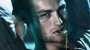 Douglas Booth Flaunt Hunter Gatti