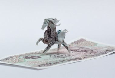 Paper sculptures by Nguyen Hung Cuong 2