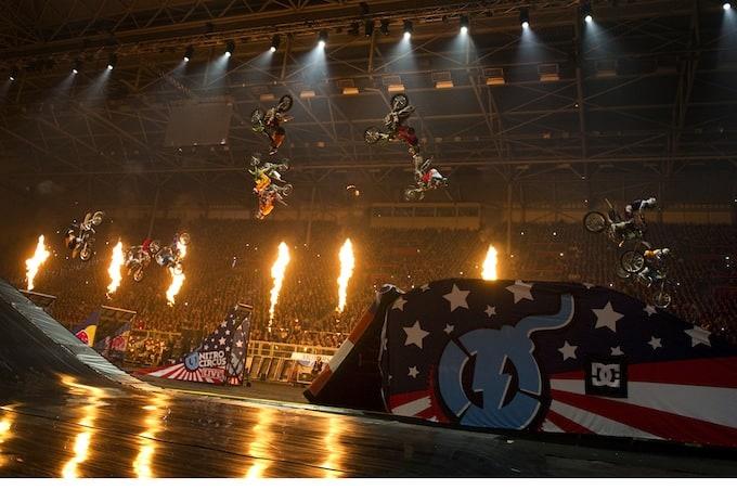 Nitro Circus Live Show Arnhem 2012