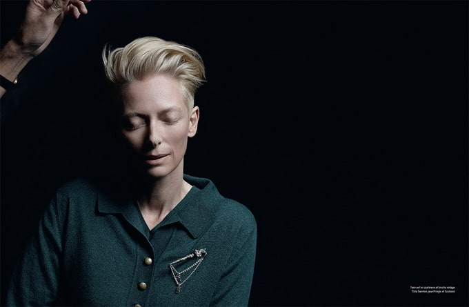 Tilda Swinton, milan vukmirovic, celebrity, celebrities, photography, photographer