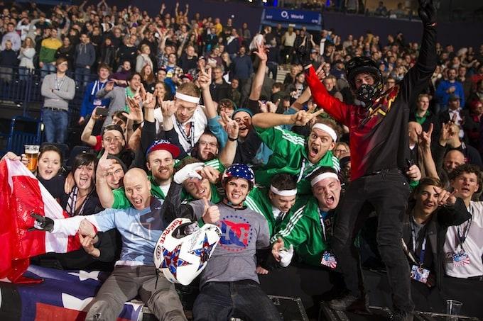 Nitro Circus Live in Düsseldorf 28.11.2012