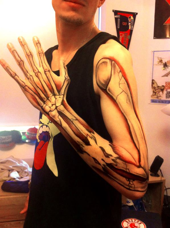 Sharpie Arm