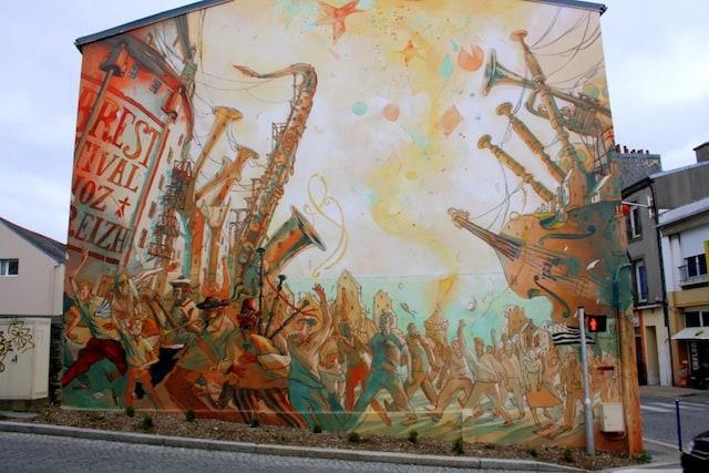 street-art-urban-Fête-de-la-musique-BREST-France-mini