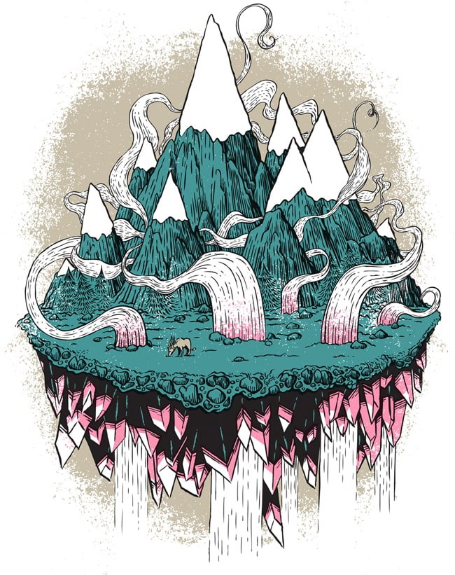 Advaitic-Mountains