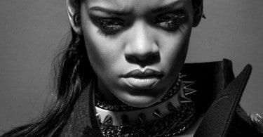 Rihanna for 032c Magazine