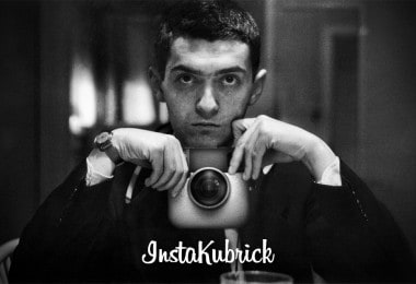 InstaKubrick by Federico Mauro